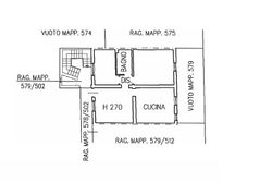 Four room apartment with cellar  sub      - Lot 7104 (Auction 7104)