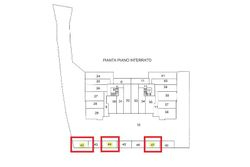 parking spaces in the condominium building - Lot 7108 (Auction 7108)