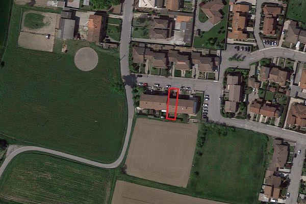 Immagine n0 - Planimetria - Vista aerea - Asta 7112