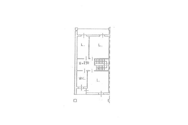 Immagine n2 - Planimetria - Piano primo - Asta 7112