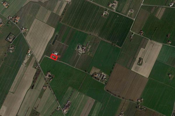 Immagine n0 - Planimetria - Vista aerea - Asta 7121