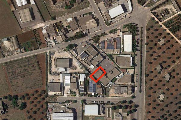 Immagine n0 - Planimetria - Vista aerea - Asta 7132