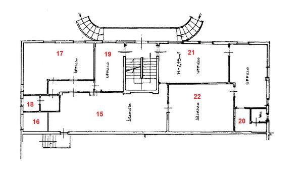 Immagine n7 - Planimetria - A - Piano terra - Asta 714