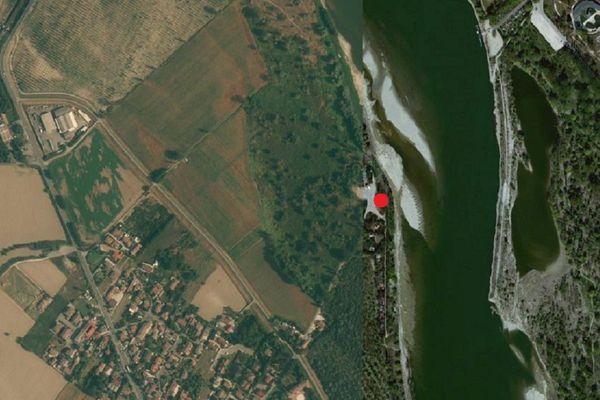 Immagine n0 - Planimetria - Vista aerea - Asta 718