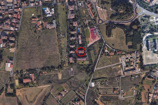 Immagine n0 - Planimetria - Vista aerea - Asta 7201