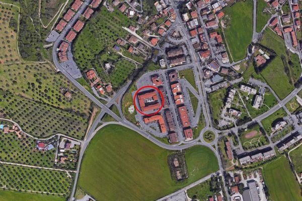 Immagine n0 - Planimetria - Vista aerea - Asta 7212