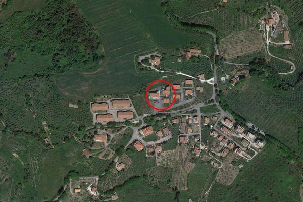 Immagine n0 - Planimetry - Aerial view - Asta 7252