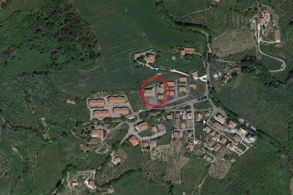 Immagine n0 - Planimetry - Aerial view - Asta 7256