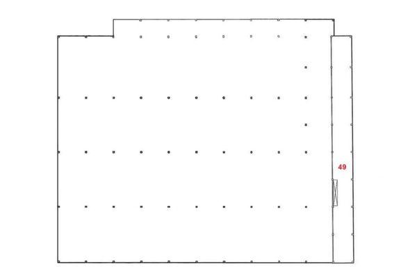 Immagine n2 - Planimetria - Piano ammezzato - Asta 7267