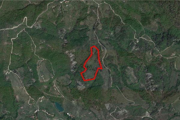 Immagine n0 - Planimetry - Aerial view - Asta 7283