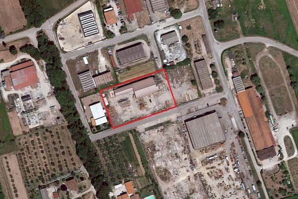 Immagine n0 - Planimetry - Aerial view - Asta 7305