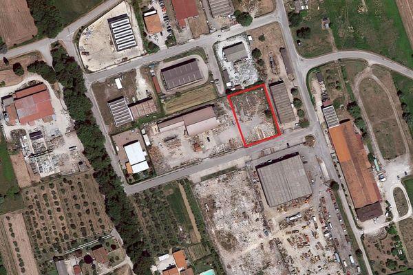 Immagine n0 - Planimetry - Aerial view - Asta 7306
