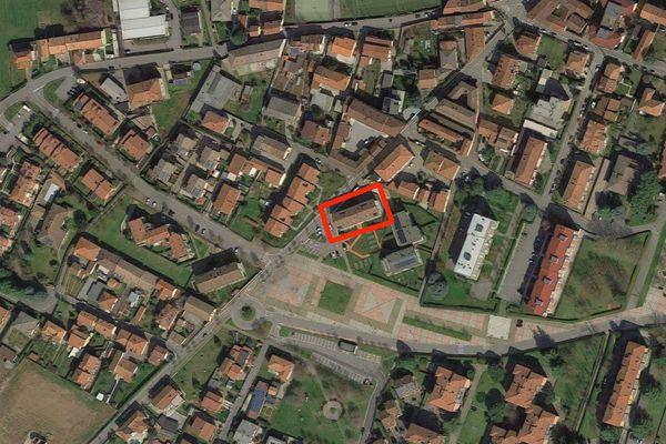 Immagine n0 - Planimetria - Vista aerea - Asta 7310