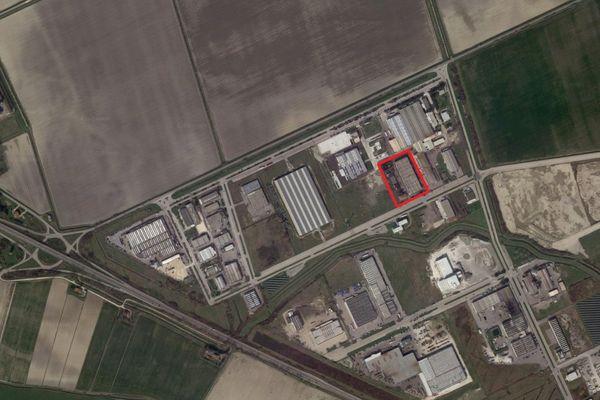Immagine n0 - Planimetria - Vista aerea - Asta 7321