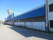 Immagine n1 - Complesso industriale con capannone, uffici e depositi - Asta 7343
