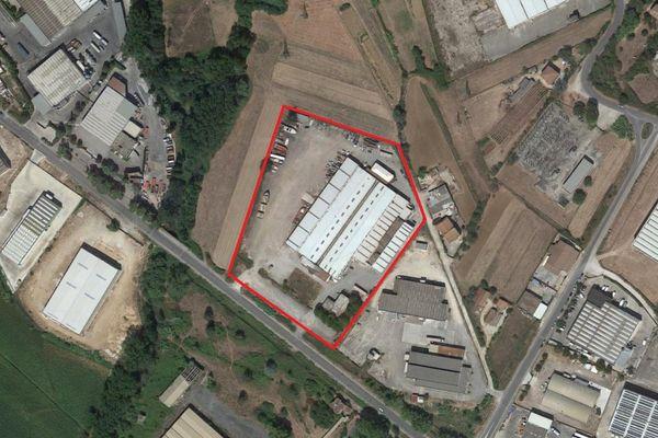 Immagine n0 - Planimetria - Vista aerea - Asta 7347