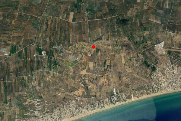 Immagine n0 - Planimetria - Vista aérea - Asta 7368