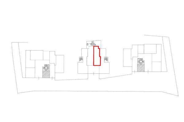 Immagine n2 - Planimetria - Piano interrato - Asta 7377