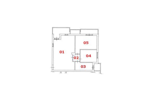 Immagine n0 - Planimetria - Piano primo - Asta 7382