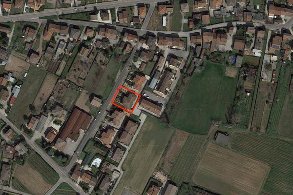 Immagine n0 - Planimetria - Vista aerea - Asta 7392