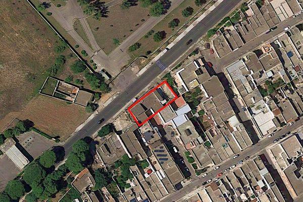 Immagine n0 - Planimetria - Vista aerea - Asta 7400