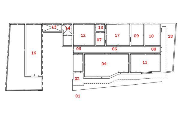 Appartamento di 248 mq con garage