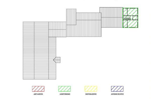 Immagine n0 - Planimetria - Piano secondo - Asta 7414