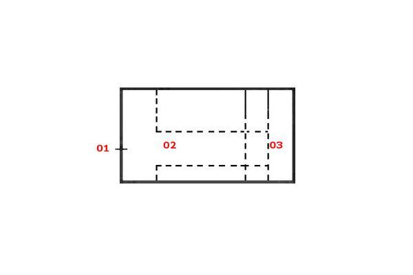 Immagine n0 - Planimetria - Piano primo - Asta 7426
