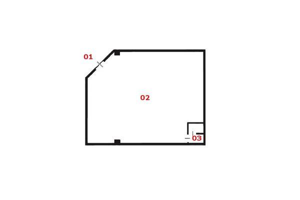 Immagine n1 - Planimetria - Piano primo - Asta 7428