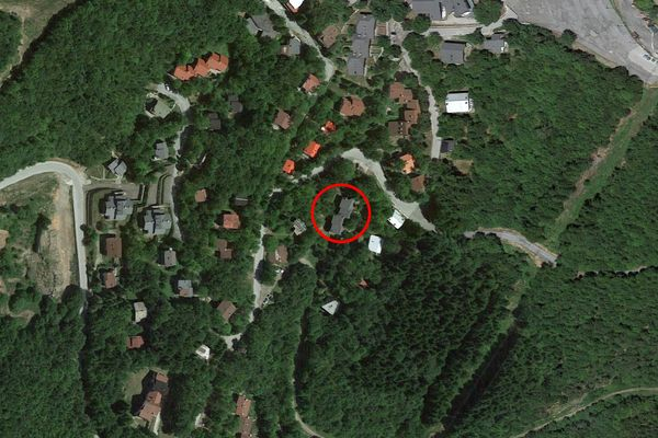 Immagine n0 - Planimetria - Vista aerea - Asta 7436