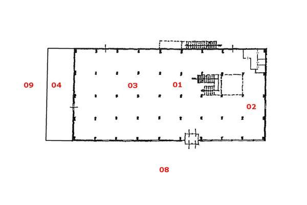 Immagine n0 - Planimetria - Piano terra - Asta 7445