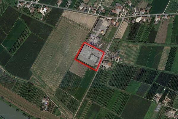 Immagine n0 - Planimetria - Vista aerea - Asta 7448