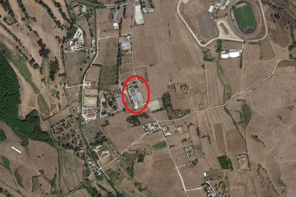 Immagine n0 - Planimetria - Vista aerea - Asta 7450