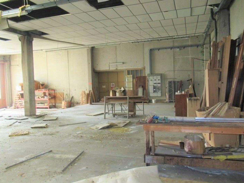Immagine n. 9 - #7455 Capannone con laboratori artigianali ed area esterna