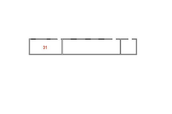 Immagine n3 - Planimetria - Corpo accessorio - Asta 7456