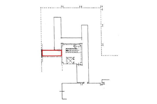 Immagine n0 - Planimetria - Piano interrato - Asta 7461