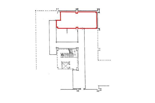 Immagine n0 - Planimetria - Piano interrato - Asta 7462