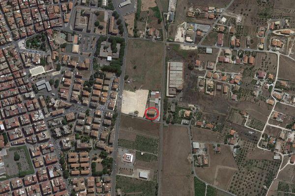 Immagine n0 - Planimetria - Vista aerea - Asta 7465