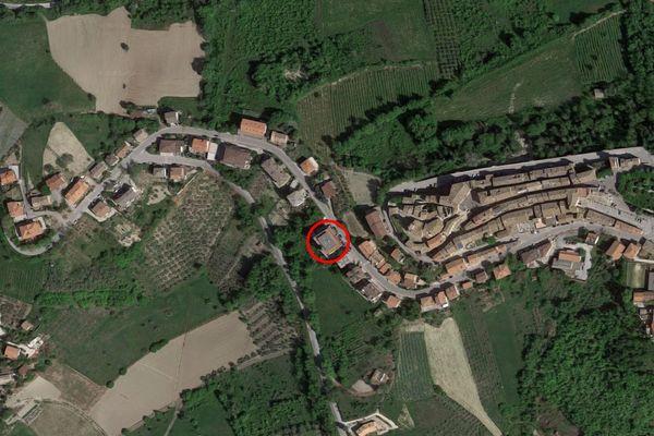 Immagine n0 - Planimetria - Vista aerea - Asta 7467