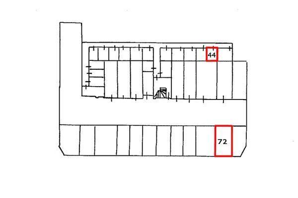 Immagine n2 - Planimetria - Piano interrato - Asta 7467