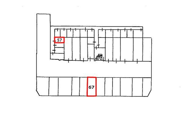 Immagine n2 - Planimetria - Piano interrato - Asta 7472