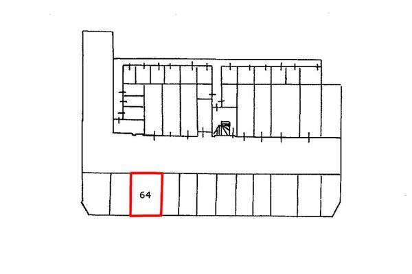 Immagine n1 - Planimetria - Piano interrato - Asta 7477