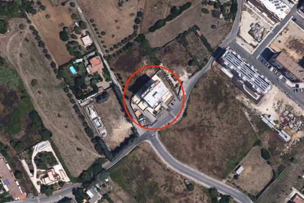 Immagine n0 - Planimetria - Vista aerea - Asta 7503