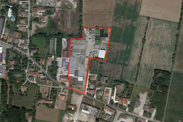 Immagine n0 - Planimetria - Vista aerea - Asta 7513