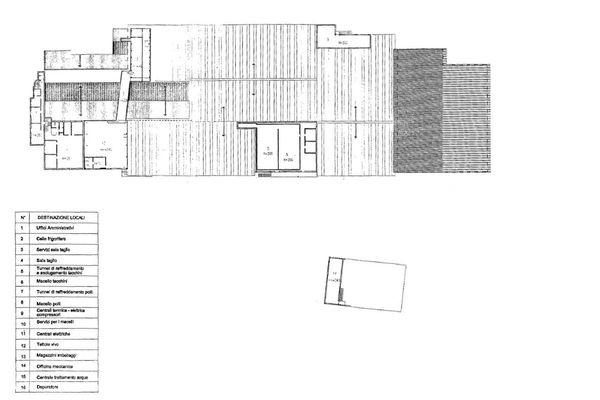 Immagine n2 - Planimetria - Piano primo - Asta 7513