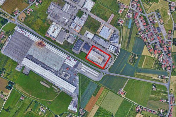 Immagine n0 - Planimetria - Vista aerea - Asta 7517