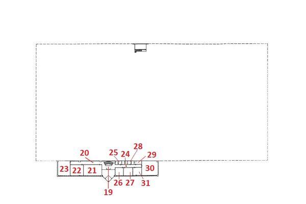 Immagine n0 - Planimetria - Piano primo - Asta 7517
