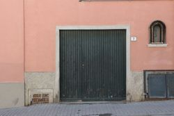 Garage and cellar in the historic center - Lot 7530 (Auction 7530)