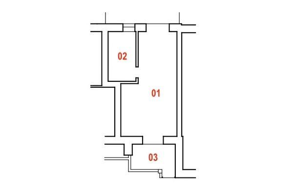 Immagine n0 - Planimetria - Piano terra - Asta 7534
