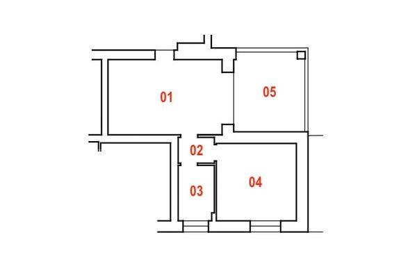 Immagine n0 - Planimetria - Piano terra - Asta 7535